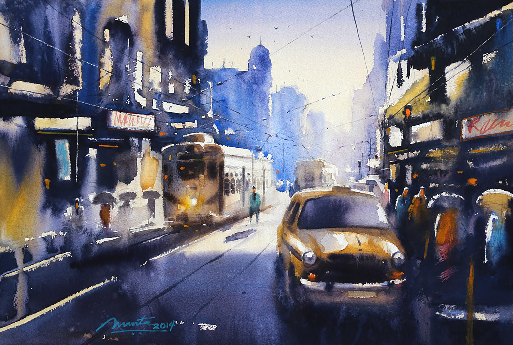 water-colour-painting-by-ananta-mandal