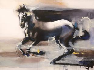 horse paintings, horse sketch, horse drawing,