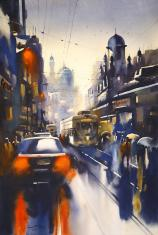 kolkata-painting-city-of-joy-by-ananta-mandal