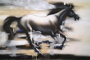 horse-painting-by-ananta-mandal