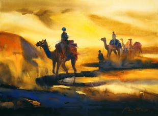 Derert Rajasthan